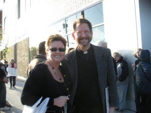 Tamra and Fr. John Kerns