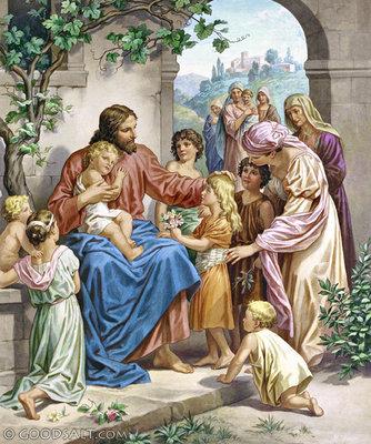JesuswiththeChildren-3